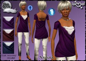 Повседневная одежда - Страница 2 Lsr592