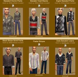 Повседневная, формальная одежда Mbt253