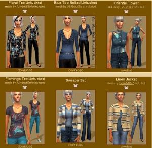 Повседневная одежда - Страница 2 Mbt254