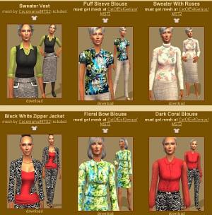 Повседневная одежда - Страница 2 Mbt255