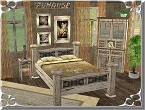 Спальни, кровати (антиквариат, винтаж) - Страница 9 Mbt338