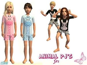 Для детей (нижнее белье, пижамы, купальники) - Страница 2 Skg335