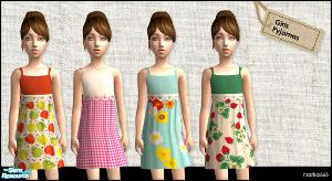 Для детей (нижнее белье, пижамы, купальники) - Страница 2 Skg348