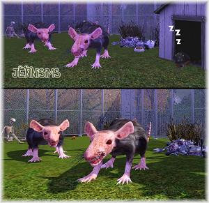 Животные (скульптуры) W-600135