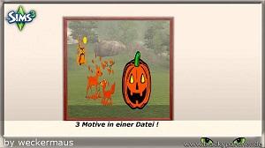 Декор для праздников (Новый Год, Хеллоуин) - Страница 4 W-600143