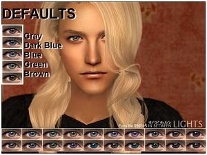 Глаза - Страница 2 W-600147