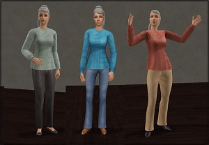 Повседневная одежда - Страница 4 W-600213