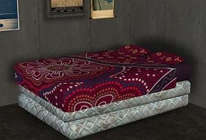 Спальни, кровати (прочее) - Страница 2 W-600245