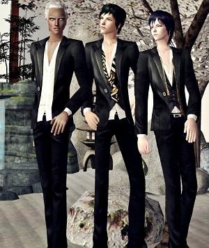 Формальная одежда - Страница 2 W-600254