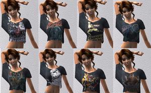 Повседневная одежда (топы, блузы, рубашки) - Страница 2 W-600338