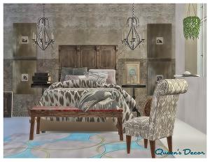 Спальни, кровати (антиквариат, винтаж) - Страница 10 W-600457