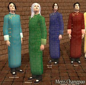 Восточные наряды, кимоно W-600500