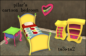 Комнаты для детей и подростков - Страница 7 W-600646