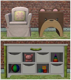 Комнаты для младенцев и тодлеров - Страница 7 W-600688