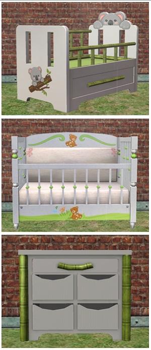 Комнаты для младенцев и тодлеров - Страница 7 W-600689