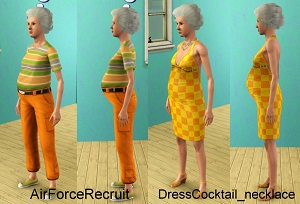 Одежда для беременных W-600691