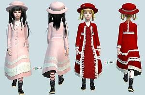 Старинные, восточные наряды, костюмы - Страница 3 W-600750