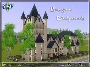 Замки, дворцы - Страница 5 W-600h79