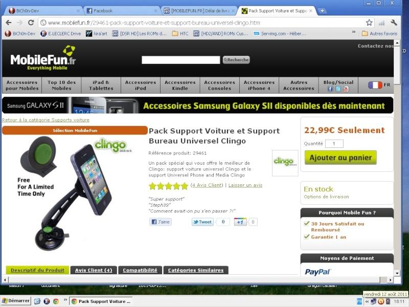 [REGROUPEMENT] Accessoires pour le HTC Evo 3D - Page 2 Clingo11