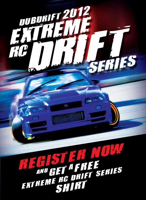 Dubdrift 2012 Extreme RC Drifting Championship Series - Page 6 Poster10