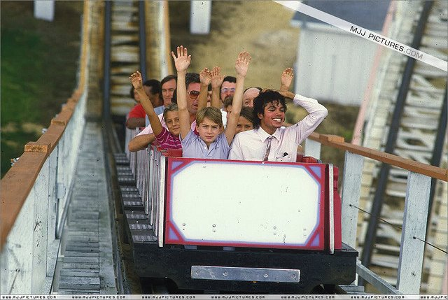 Raridades: Somente fotos RARAS de Michael Jackson. - Página 6 Billll10