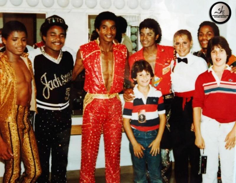 Raridades: Somente fotos RARAS de Michael Jackson. - Página 6 Jackso16