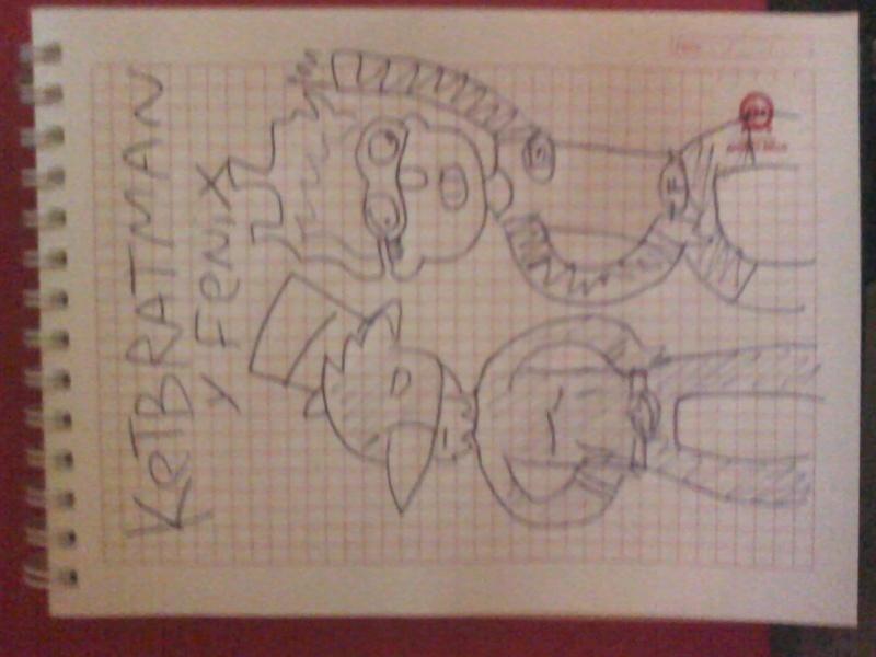 Ketbatman y Robix Foto-011