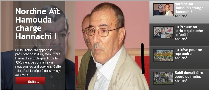 [Dossier] : Affaire JSK - APW Tizi Ouzou - Page 7 20111013