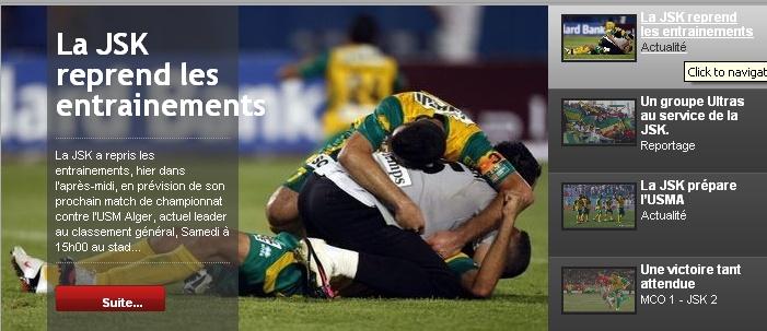 [L1, Journée 09] JS.Kabylie 0 - 0 USM.Alger (Après match) - Page 2 20111113