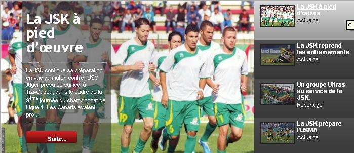 [L1, Journée 09] JS.Kabylie 0 - 0 USM.Alger (Après match) - Page 2 20111114