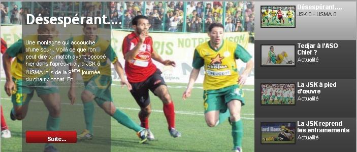 [L1, Journée 09] JS.Kabylie 0 - 0 USM.Alger (Après match) - Page 5 20111116