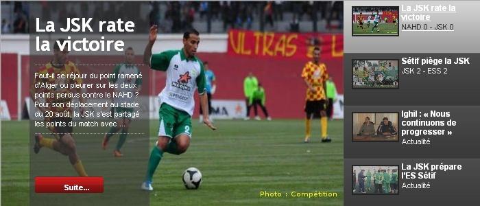 [L1, Journée 13] NA.Hussein Dey 0 - 0 JS.Kabylie (Après match) - Page 2 20111212