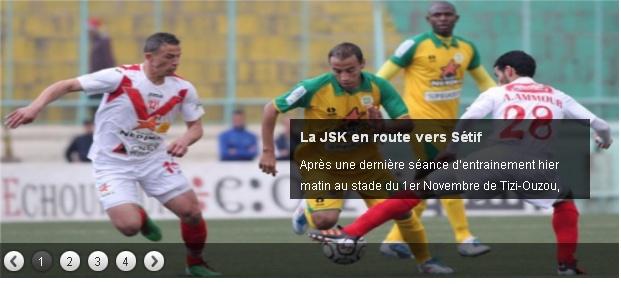 [L1, Journée 27] ES.Sétif 2 - 1 JS.Kabylie (Après match) 20120511