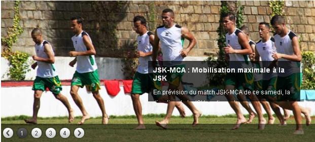 [L1 - Journée 10] JS.Kabylie 0 - 1 MC.Alger (Après Match) - Page 2 20121115
