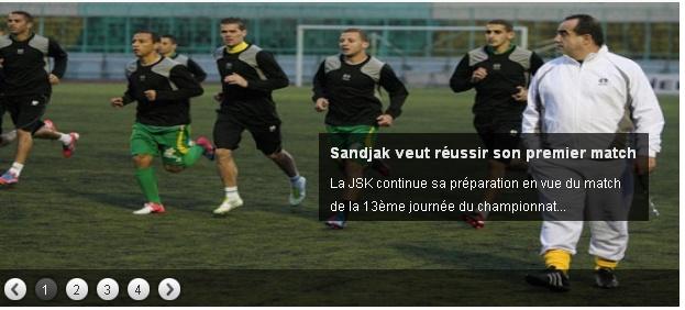 [L1, Journée 13] JS.Kabylie 1 - 1 ES.Sétif (Après Match) 20121139
