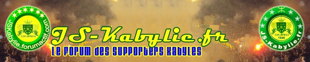Le forum de JS-Kabylie.fr (Jeunesse Sportive de Kabylie)