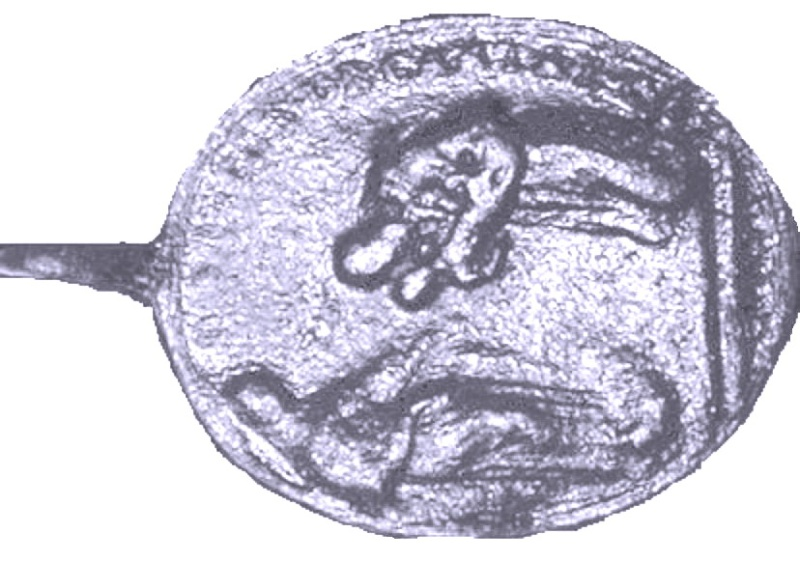 Médaille St-François-d'Assise & San Felix de Cantalicio - XVIIIème  00010r10