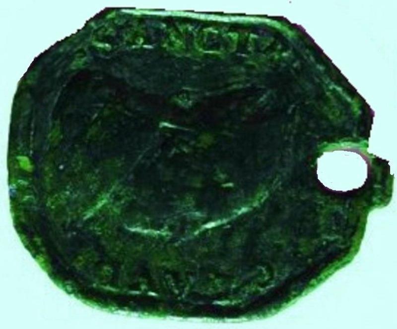 Médaille Vierge de Guadalupe et St-Claude-de-Besançon Dsc_3412