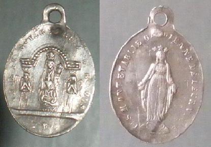 ND-de-Fourvière - Médaille en argent - fin XIXème probablement Nd_de_10