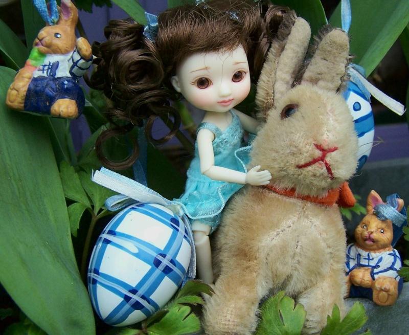 """THEME DU MOIS D'AVRIL 2012 : ELLO et les Animaux, ou la couleur """"Chocolat""""  000_3323"""