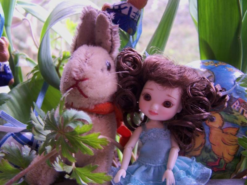 """THEME DU MOIS D'AVRIL 2012 : ELLO et les Animaux, ou la couleur """"Chocolat""""  000_3324"""