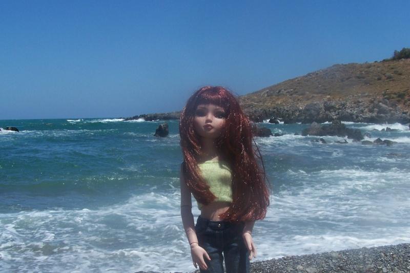 Elloiwyne (essential too wigged out) en vacances en Crète avec Mellody 100_2824