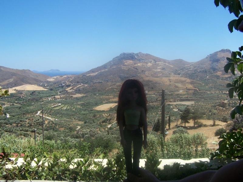 Elloiwyne (essential too wigged out) en vacances en Crète avec Mellody 100_2825
