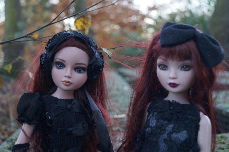 THEME DE NOVEMBRE 2012 : Le Noir , le gothique etc... Dsc00132