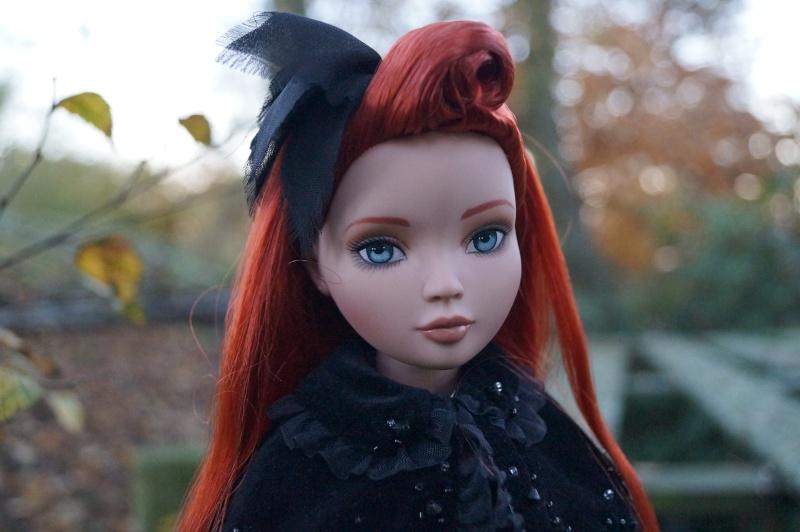 THEME DE NOVEMBRE 2012 : Le Noir , le gothique etc... Dsc00133