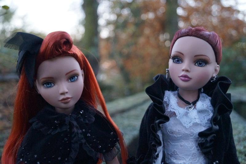 THEME DE NOVEMBRE 2012 : Le Noir , le gothique etc... Dsc00211