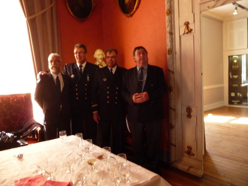 Notre Président a reçu la médaille de l'Ordre National du Mérite Merite21