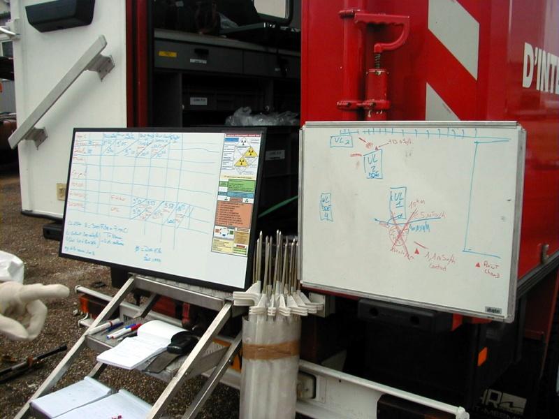 Difficile d'expliquer et vulgariser la radioprotection P1010011