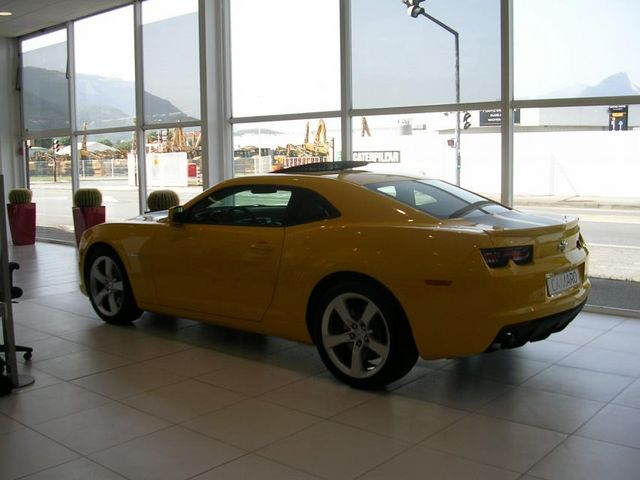 LA remplaçante de la GTD en 2013 Camaro12