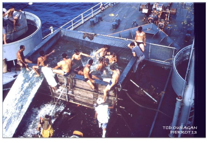 [ Les traditions dans la Marine ] LE PASSAGE DE LA LIGNE - ÉQUATEUR (Sujet unique) - Page 10 Diapos15
